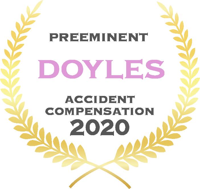 Preeminent - Doyles - Accident Compensation 2020