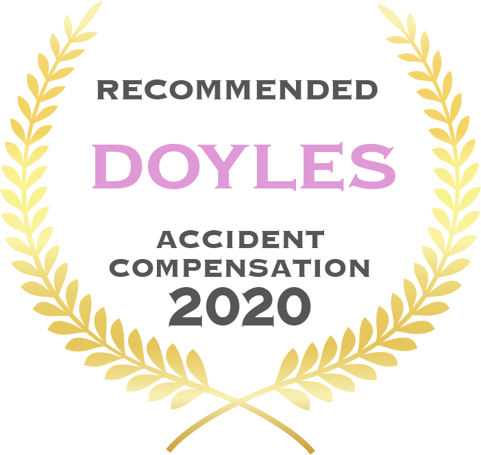 Recommended - Doyles - Accident Compensation 2020