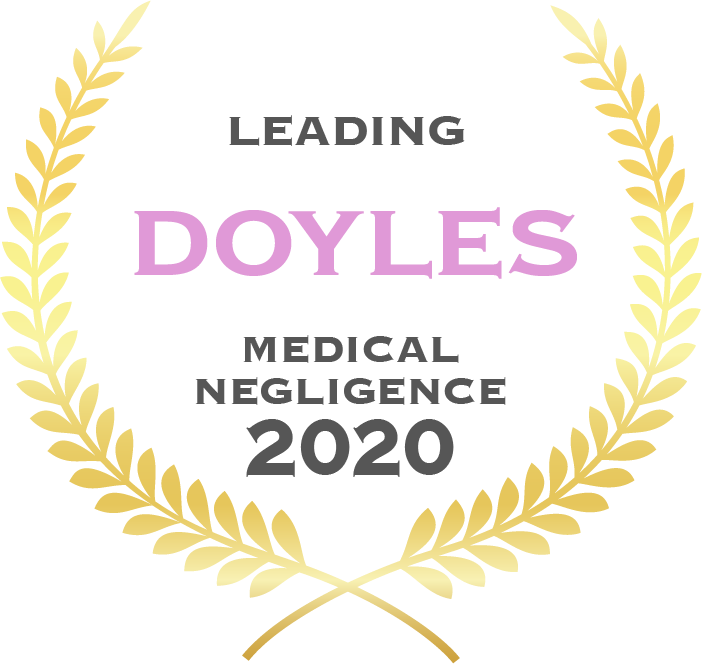 Leading - Doyles - Medical Negligence 2020