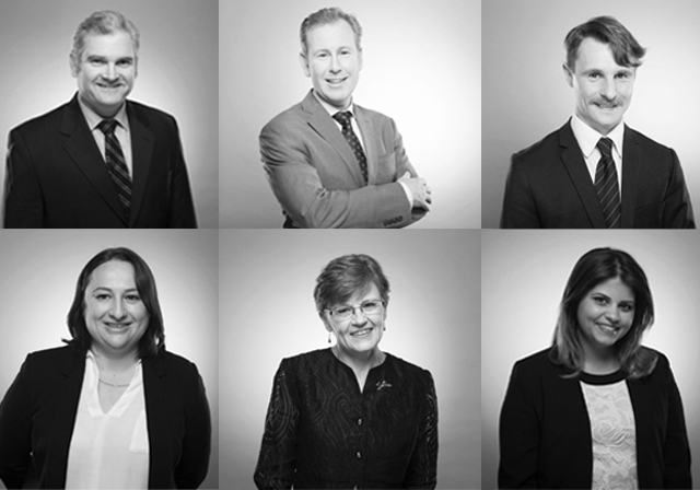 Carroll & O'Dea congratulates new Partners and Associates