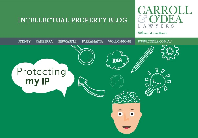 A short survey of the possibility of protecting personal names as IP