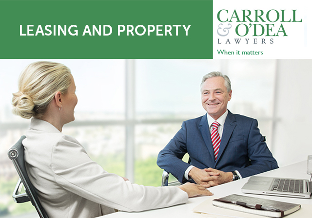 Leasing and Property Newsletter - July 2018