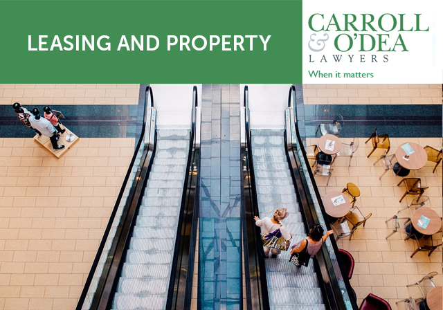 Leasing and Property Newsletter - February 2019