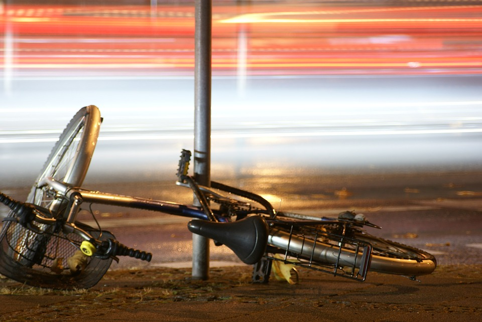 Legal assistance for cyclists - Hit & Run
