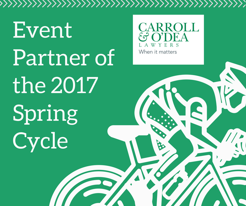 Join us for Spring Cycle on Sunday, 15 October 2017!