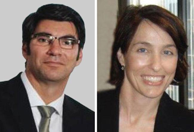 Lloyd Babb SC, Director of Public Prosecutions and Sally Dowling SC, Deputy Senior Crown Prosecutor