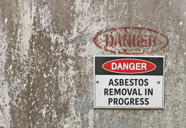 Asbestos danger in older infrastructure still poses a serious risk to workers health - Asbestos Awareness Month
