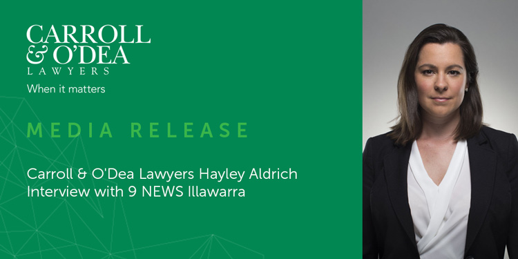 Carroll & O'Dea Lawyers Secures Ex-Gratia Payments For Abuse Claims Against NSW South Coast Historical Entity That Closed In 1993