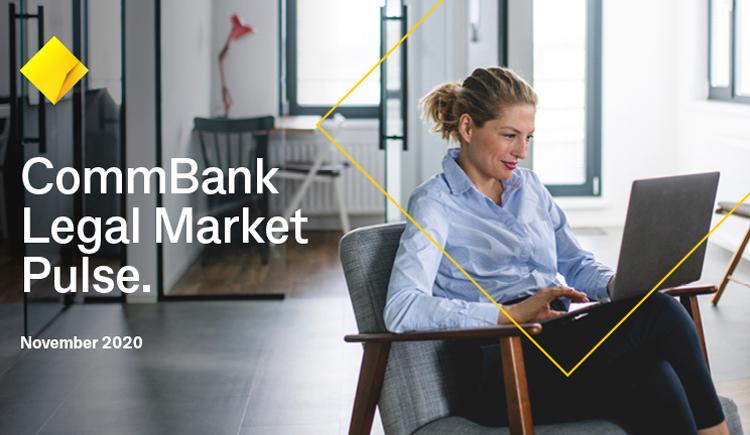 Commbank Legal Market Pulse Report 2020