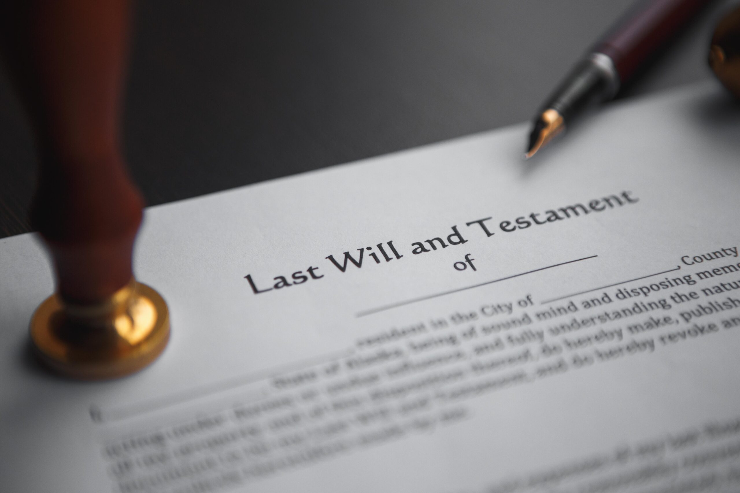 Top 5 things to know about Wills & Families - including what to do when you've been left out or treated unfairly - Article 1